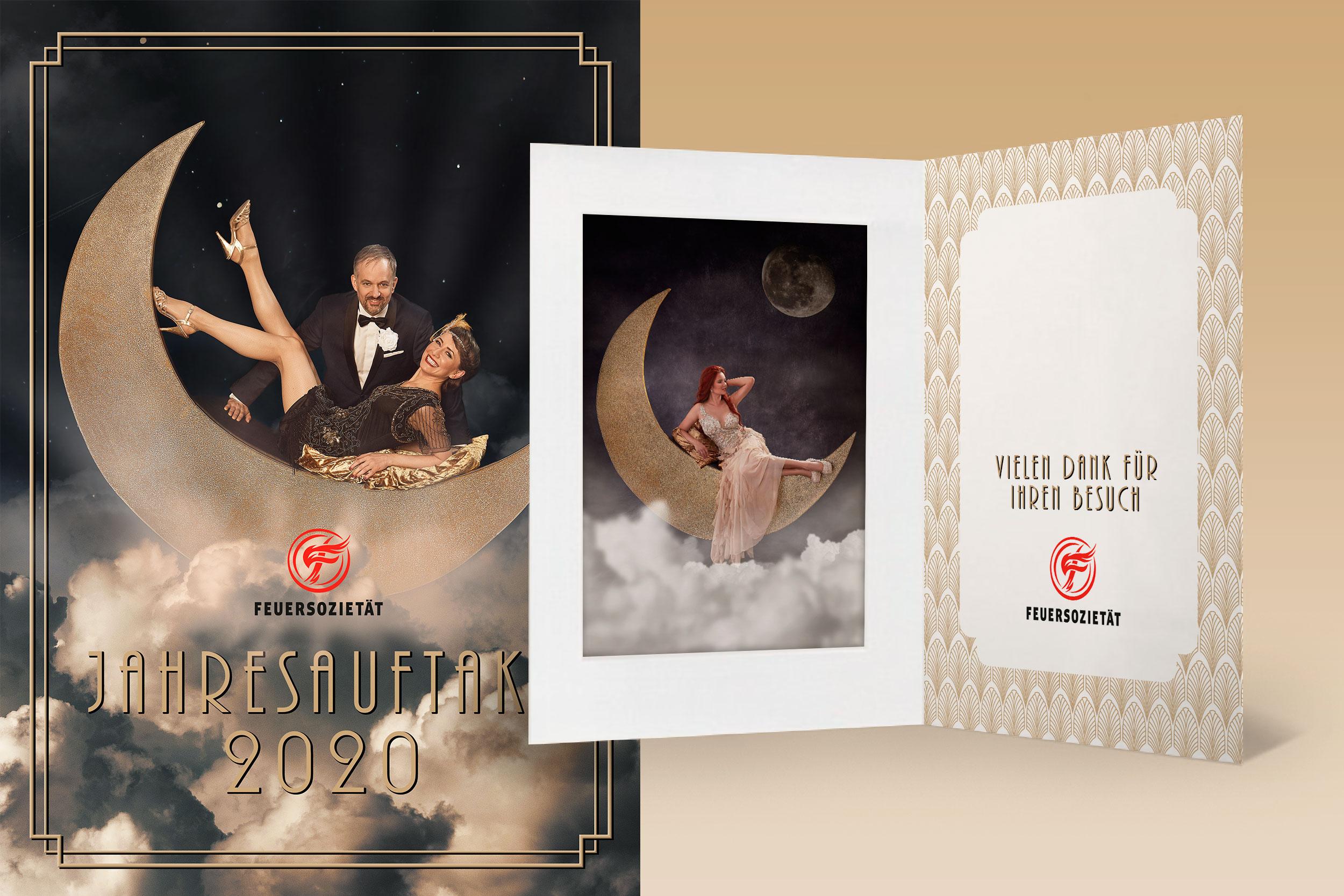 Mit einem individuellen Branding der Fotos und der Passepartouts bleiben Sie bei Ihren Gästen in angenehmer Erinnerung.
