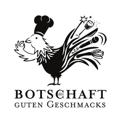 Logo Botschaft des guten Geschmacks